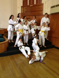 Gradings Sept 2014